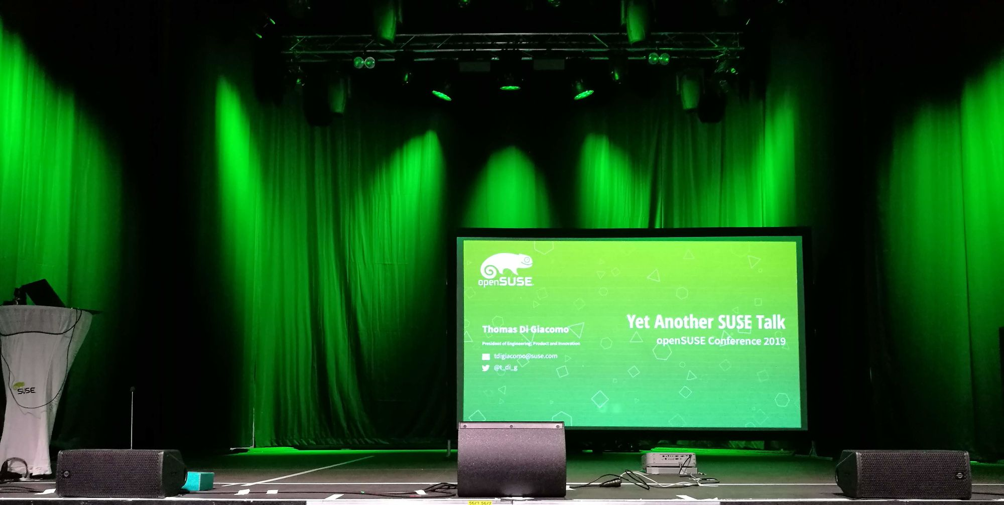 openSUSE Conference 2019
