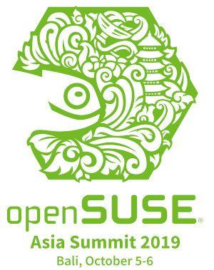 openSUSE Asia Summit 2019