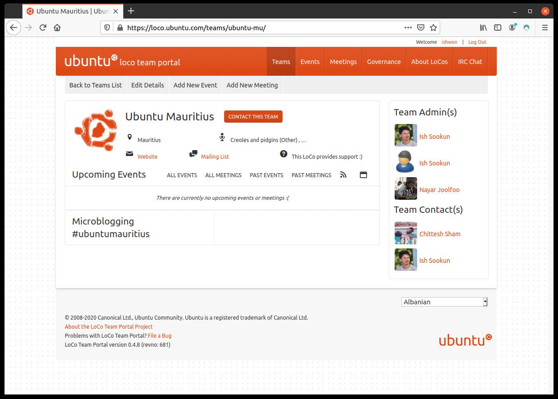 Ubuntu Mauritius 🐧